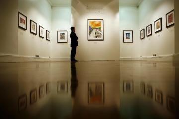 Vidinę ramybę nuteistiesiems padeda atgauti menas