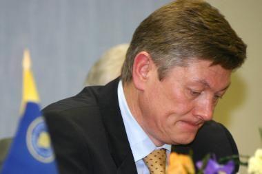 A.Paulauskas traukiasi iš partijos vadovo posto
