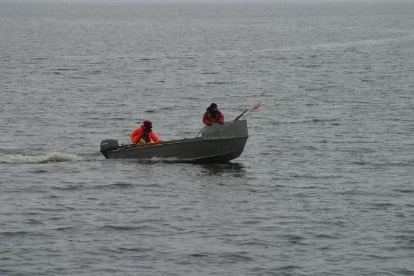 Išmokėtos kompensacijos priekrantės žvejams