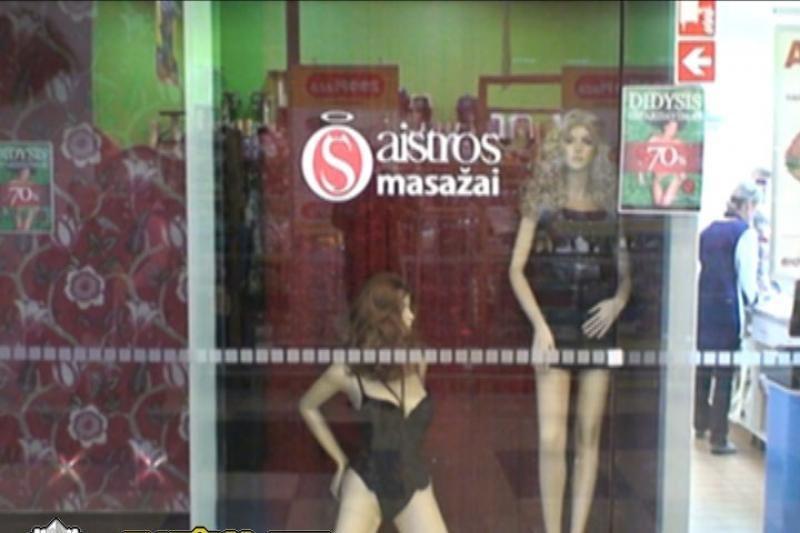 Striptizo klube - klestinti prostitucija, slaptos filmavimo kameros