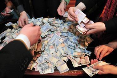 Klaipėdos apskrities savivaldybės neatsikrato skolų