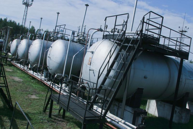 Penktadalis dujų terminalo - užsieniečiams