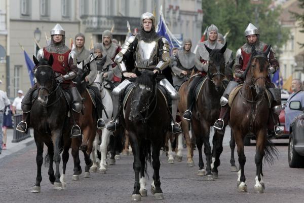 Lenkijos istorikas teigia, kad lietuviai pervertina Vytauto vaidmenį Žalgirio mūšyje