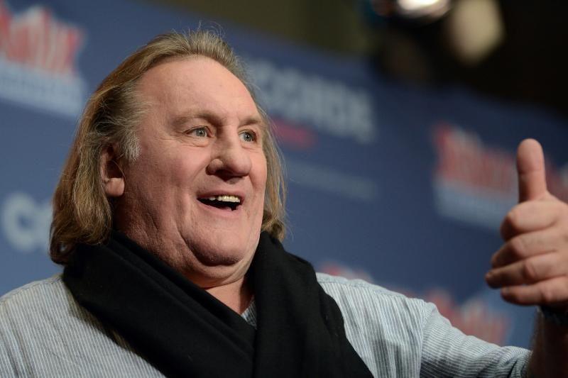 Rusijoje šaipomasi iš sprendimo suteikti pilietybę G. Depardieu