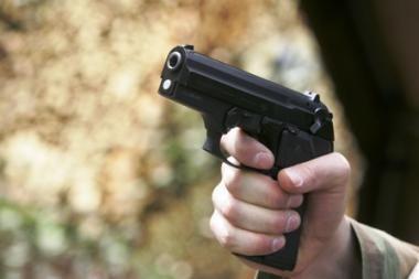 Vilniaus Vingio parke apšaudytas ir apiplėštas žmogus