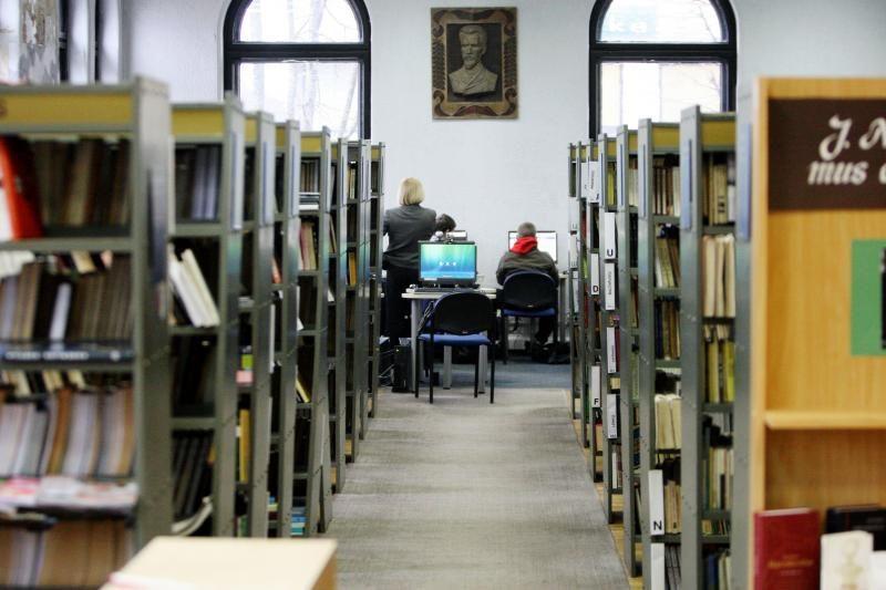 Nacionalinė bibliotekų savaitė ragins bibliotekose lankytis vaikus