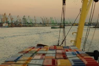 Klaipėdos uoste lankysis Turkijos verslo atstovai
