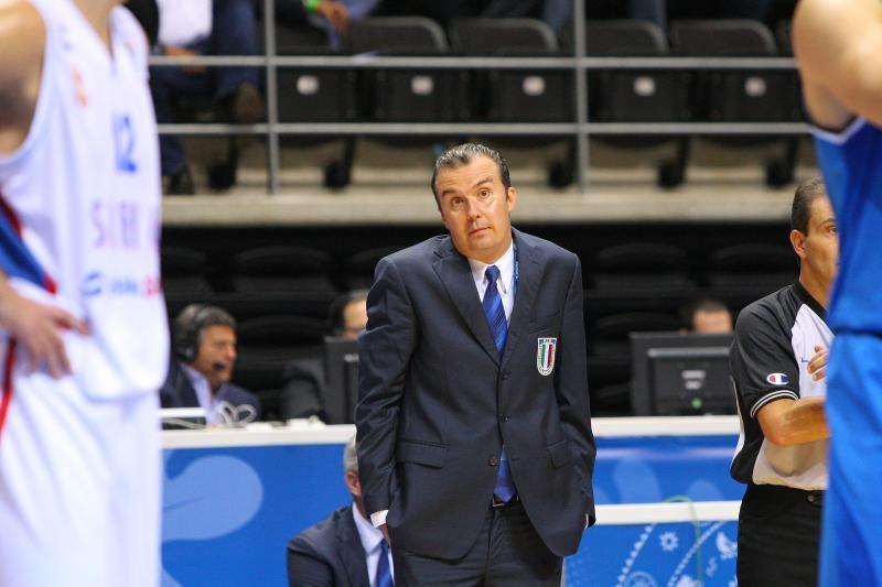 S.Pianigiani: pataikėme vos du tritaškius...