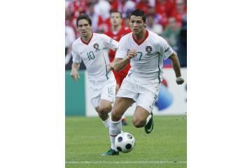 """""""Euro 2008"""": Portugalija – Čekija 3:1"""