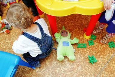 Vyriausybė turės parengti ikimokyklinio ugdymo įstaigų plėtros programą