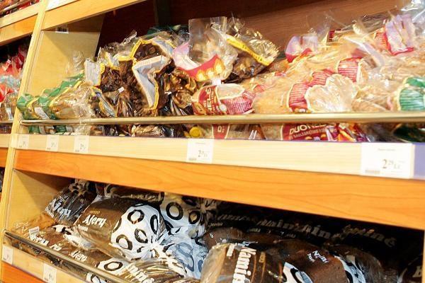 Prekybininkams atitenka nuo 7 iki 50 proc. produktų kainos