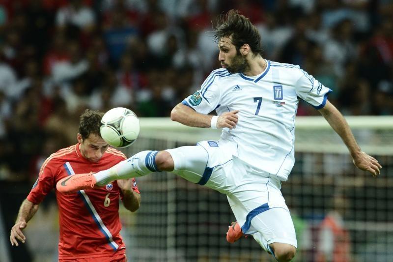 Čekija ir Graikija – ketvirtfinalyje, rusai ir lenkai liko už borto