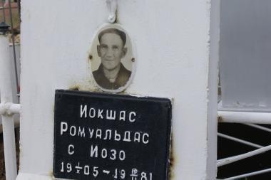 """Tėvo kapą trakiškis atrado žiūrėdamas dokumentinį filmą """"Misija Sibiras'09"""""""