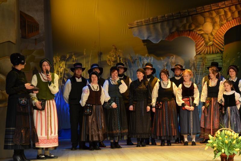 Šilutės folkloristai į Klaipėdą atveš lietuvininkų ir žemaičių šnektą