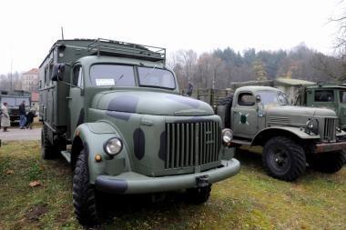 Karo techniką pristatančio muziejaus eksponatų – jau daugiau nei šimtas