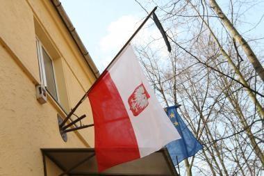 Lenkijos ambasadorius: L.Kaczynskio gatvės pavadinimą Vilniuje derėtų rašyti originaliai