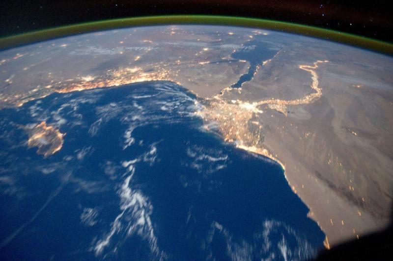 Kur ritasi pasaulis? Žemės kelionė kosmose