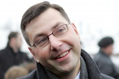 Švietimo profsąjunga svarsto, ar siekti nuversti G.Steponavičių