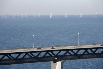 Elektros energijos atpūs vėjas