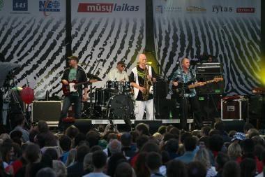 Vasaros pradžiai - XVI Klaipėdos pilies džiazo festivalis (programa)