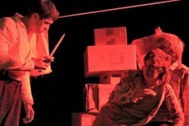 Scenoje – šiuolaikinė lietuvių dramaturgija