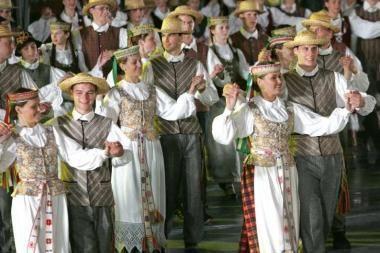 Klaipėdiečiai rengia dainų šventę