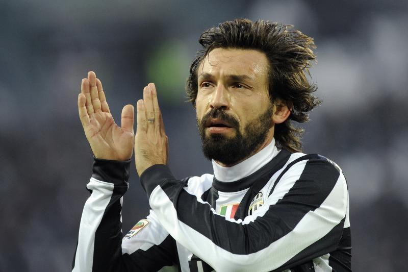 """Viltis: """"Juventus"""" veteranas A.Pirlo svajoja apie Čempionų lygos taurę"""