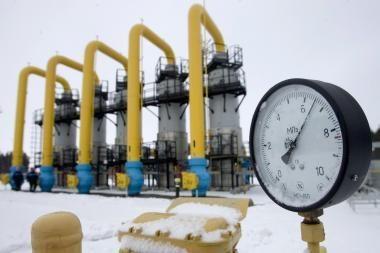 Brangsta gamtinės dujos