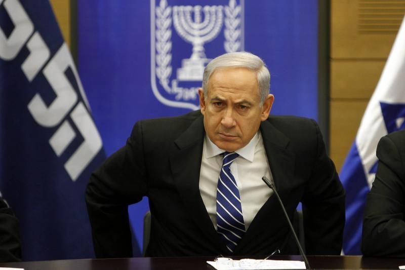 Izraelio premjeras gali blokuoti ginklų tiekimą Sirijos sukilėliams