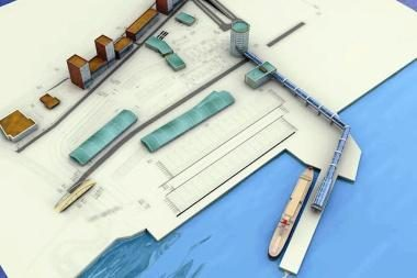 Statyti Klaipėdos keleivių terminalą siūloma už 112 mln. litų