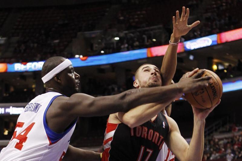 J. Valančiūnas pateko į NBA kvailysčių topą (įspūdingiausi epizodai)