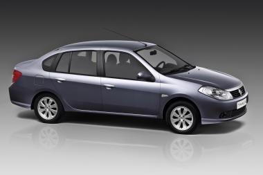 """Renault Symbol"