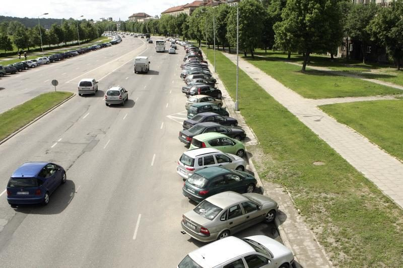 Dėl automobilių šoninio slydimo čempionato – eismo apribojimai
