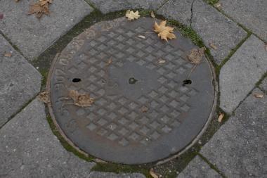 Vyras žuvo kanalizacijos šulinyje