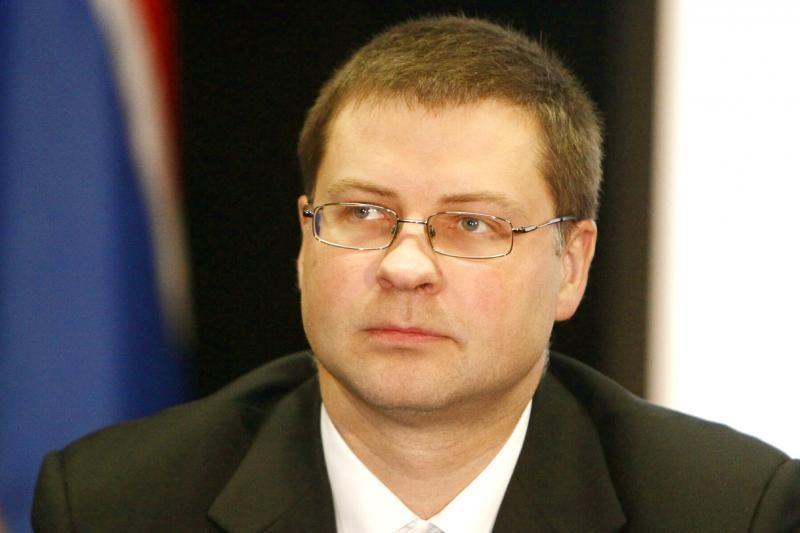 V.Dambrovskis: Latvija dalyvaus VAE projekte, jei jis bus pelningas