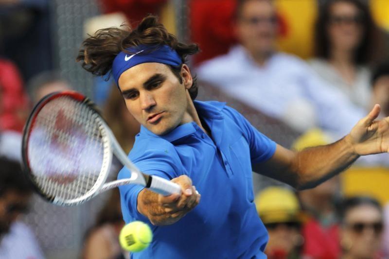 R.Federeris septintąkart laimėjo Vimbldono turnyrą