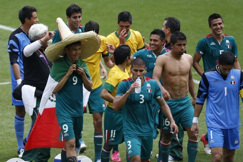 Vasaros žaidynių vyrų futbolo turnyro auksą iškovojo Meksika