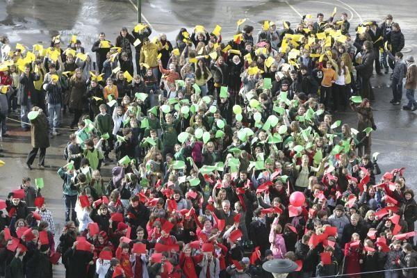 Kovo 11-oji Vilniuje: K.Čilinsko mitingas ir tautinio jaunimo eitynės