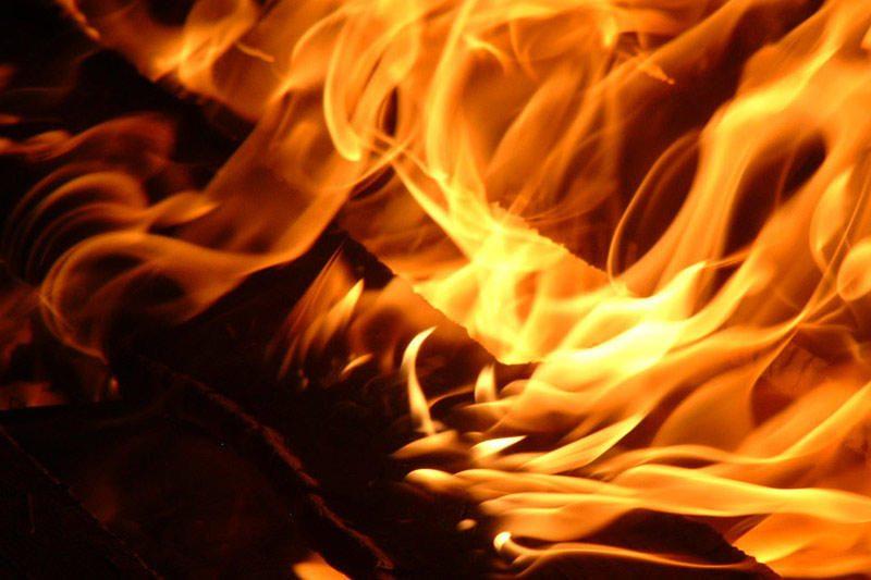 Per gaisrą Kėdainių rajone žuvo namo šeimininkas