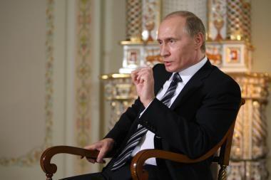 """Lietuva taria """"ne"""" rusų raginimui prisidėti prie AE statybos Kaliningrade"""