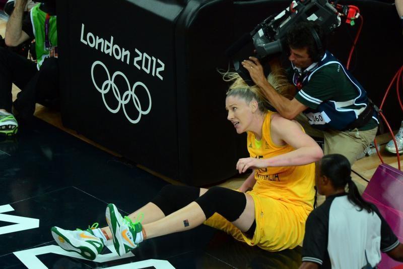 Londono olimpiados moterų krepšinio turnyro bronzą iškovojo Australija
