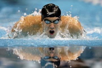 Pagerinti du plaukimo pasaulio rekordai