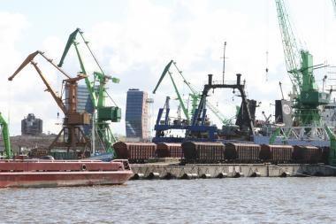 Baltarusiai siekia didinti trąšų pervežimo apimtis per Klaipėdą