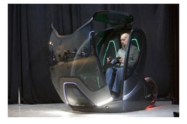 Pristatyti ateities automobilių prototipai