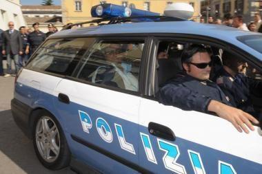 Netoli Neapolio - protestai prieš sąvartyno įrengimą