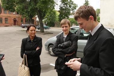 Egzaminų sesija: abiturientai nori likti Lietuvoje