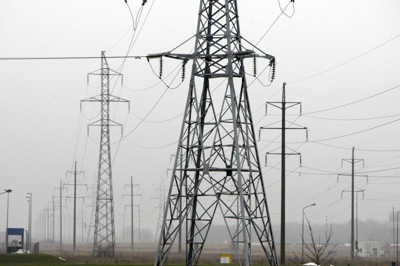 Lietuvoje mažėja rusiškos, daugėja estiškos importuojamos elektros
