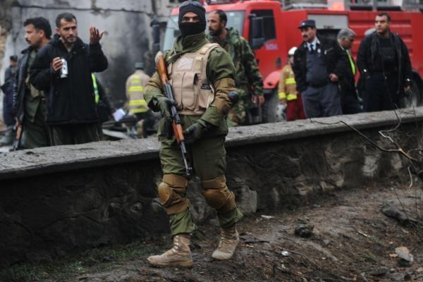 Šiaurės Afganistane per mirtininko išpuolį žuvo šeši policininkai