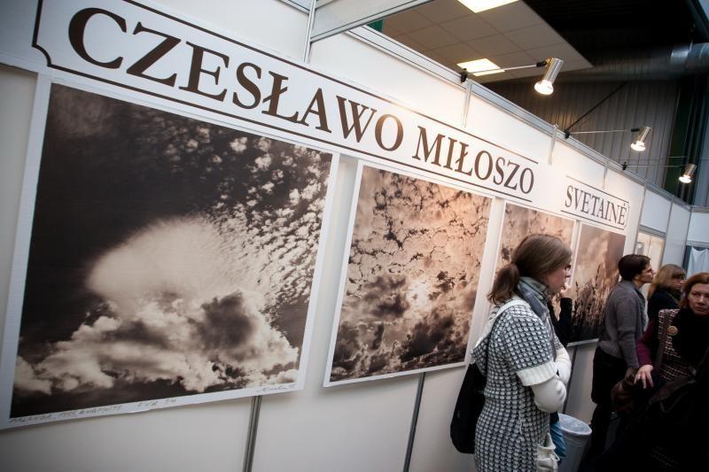 Vilniuje bus atidengta memorialinė lenta Č.Milošui