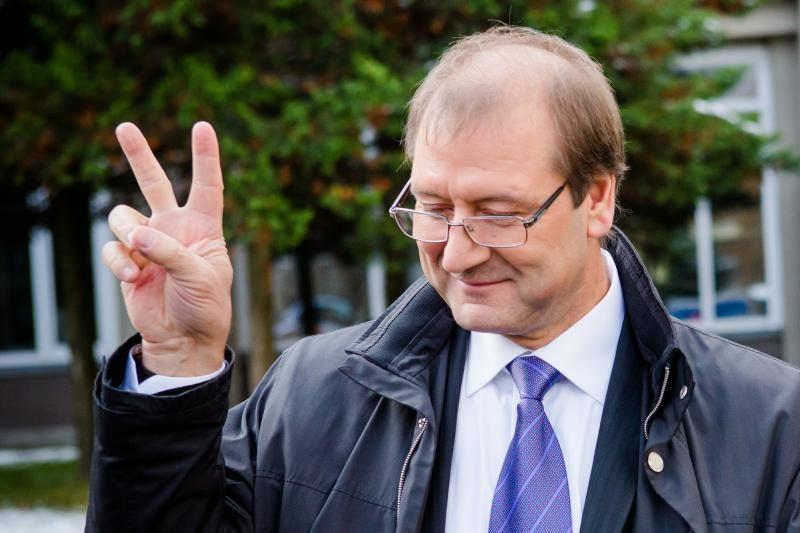 V. Uspaskichas prieš teismo sprendimą: mano nuotaika labai gera
